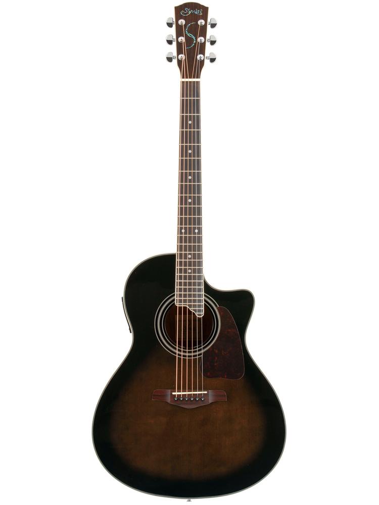 S.Yairi YE-4M Sヤイリ アコースティックギター Blackburst