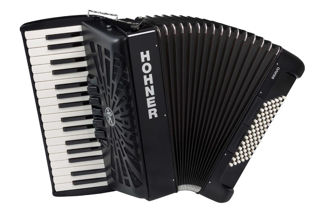 Hohner III クロマチック Bravo・ピアノキー Hohner Bravo III 72 黒, SUNYOUNG:9f52c228 --- officewill.xsrv.jp