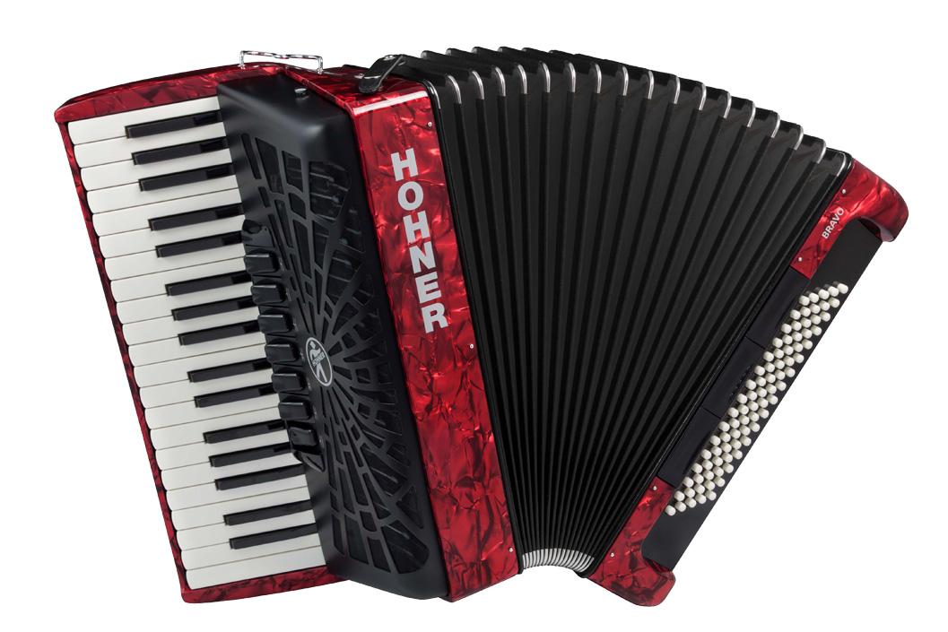 Hohner クロマチック・ピアノキー Hohner Bravo III III 赤 80 赤, イトーキオンラインショップ:b15b0eb4 --- officewill.xsrv.jp