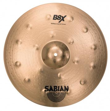 Sabian セイビアン シンバル B8X BALLISTIC CRASH 16
