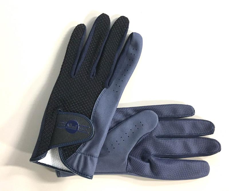 """メール便送料無料 時間指定はできません Pearl Drummer's Glove """"Rock Grip ネイビー パール III RG-3L #NV 登場大人気アイテム 高額売筋 Lサイズ ドラマーズグローブ"""