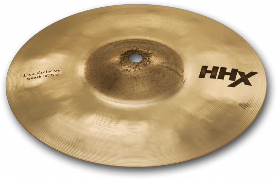 Sabian HHX Evolution Splash Brilliant Finish 7