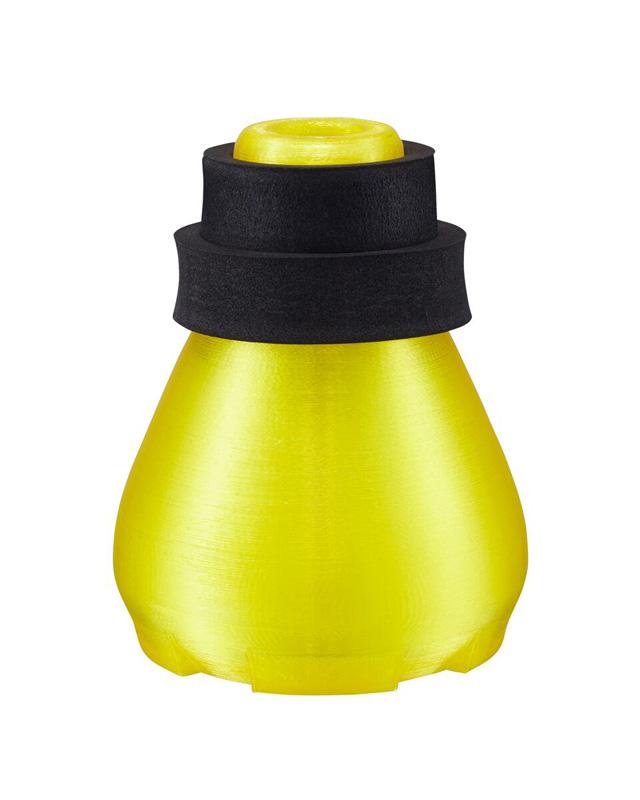 送料無料 MORITA Mutio MRT-MTRO#YE テナートロンボーン バストロンボーン テナーバストロンボーン フリューゲルホルン練習用ミュート (訳ありセール 格安) 至高 Yellow