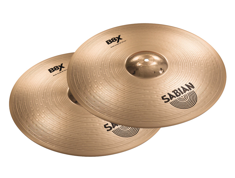 "Sabian B8X Rock Crash Twin Pac B8X-16RC/TWP 16""x2枚セット"