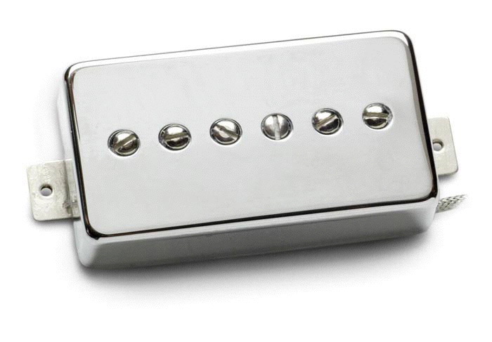 SeymourDuncan(セイモア・ダンカン) ピックアップ ソープバー Phat Cat SPH90-1 Nickel covered( neck)