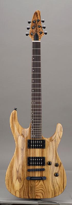 GrassRoots(グラスルーツ) エレキギター G-HR-42NT/BN BN(Burner Natural)オリジナル猫ピック6枚サービス