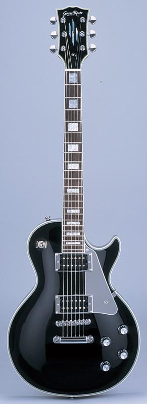 GrassRoots(グラスルーツ) エレキギター G-LP-60C/JS JS オリジナル猫ピック6枚サービス