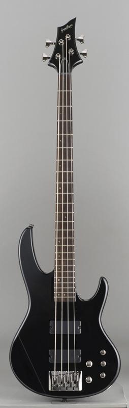 GrassRoots(グラスルーツ) エレキギター G-D4-60/BK BK(Black)オリジナル猫ピック6枚サービス