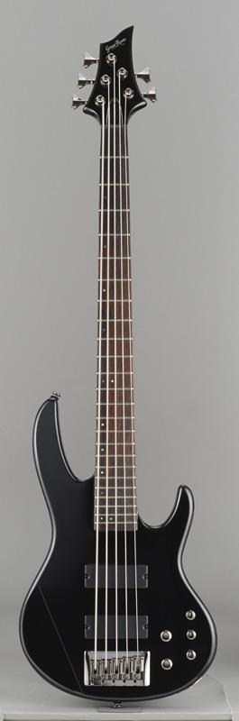 GrassRoots(グラスルーツ) エレキギター G-D5-70/BK BK(Black)オリジナル猫ピック6枚サービス