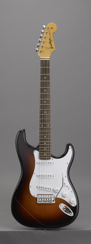 GrassRoots(グラスルーツ) エレキギター G-SE-50R/3TS 3TS(3 Tone Sunburst)オリジナル猫ピック6枚サービス