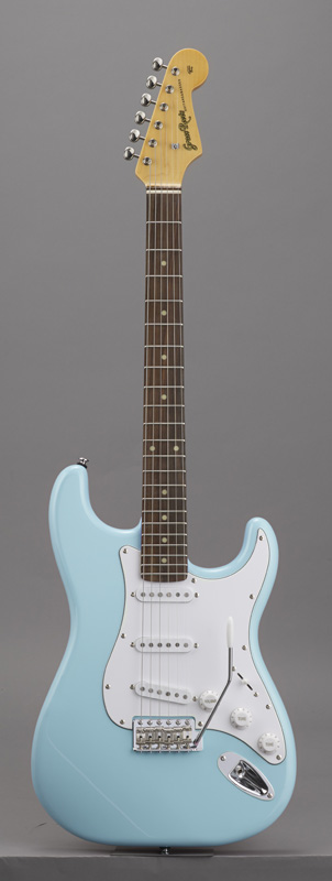 GrassRoots(グラスルーツ) エレキギター G-SE-50R/SOB SOB(Sonic Blue)オリジナル猫ピック6枚サービス