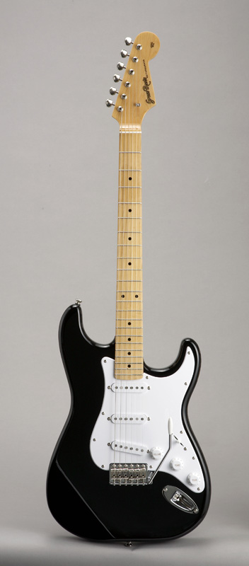 GrassRoots(グラスルーツ) エレキギター G-SE-50M/BK BK(Black)オリジナル猫ピック6枚サービス