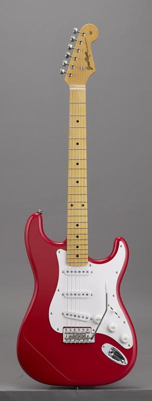 GrassRoots(グラスルーツ) エレキギター G-SE-50M/R R(Red)オリジナル猫ピック6枚サービス