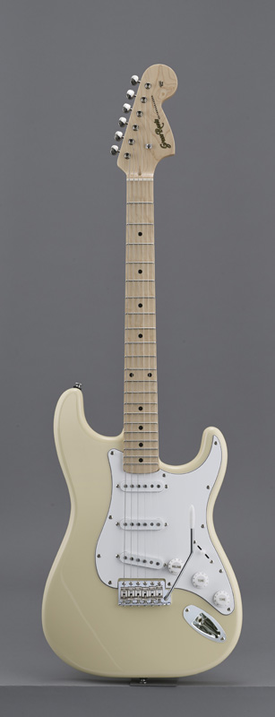 GrassRoots(グラスルーツ) エレキギター G-SE-58M/SC VW VW(Vintage White)オリジナル猫ピック6枚サービス