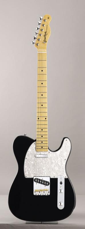 GrassRoots(グラスルーツ) エレキギター G-TE-50M/BK BK(Black)オリジナル猫ピック6枚サービス