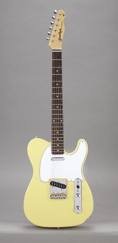GrassRoots(グラスルーツ) エレキギター G-TE-50R/ABD ABD(Antique Blond)オリジナル猫ピック6枚サービス