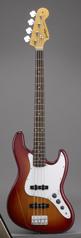 GrassRoots(グラスルーツ) エレキギター G-JB-55R/CHS CHS(Cherry Sunburst)オリジナル猫ピック6枚サービス