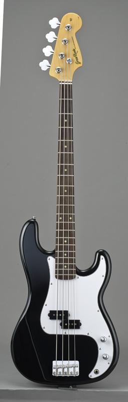 GrassRoots(グラスルーツ) エレキギター G-PB-55R/BK BK(Black)オリジナル猫ピック6枚サービス