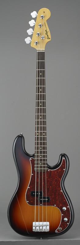 GrassRoots(グラスルーツ) エレキギター G-PB-55R/3TS 3TS(3 Tone Sunburst)オリジナル猫ピック6枚サービス