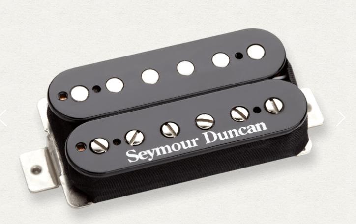 SeymourDuncan(セイモア・ダンカン) ピックアップ ハムバッカー Trembuckers TB-4 JB Black