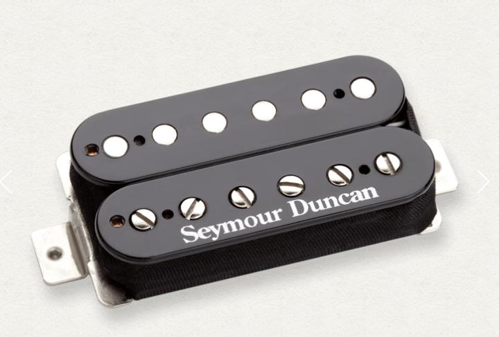 SeymourDuncan(セイモア・ダンカン) ピックアップ ハムバッカー Trembuckers TB-6 Duncan Distortion BLACK