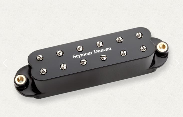 SeymourDuncan(セイモア・ダンカン) ピックアップ ハムバッカー(シングル用) Little '59 SL59-1n Black