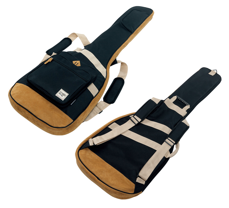 Ibanez 超人気 専門店 アイバニーズ ベースケース ギグバッグ POWERPAD Designer Bag Gig Collection お歳暮 ブラック IBB541-BK