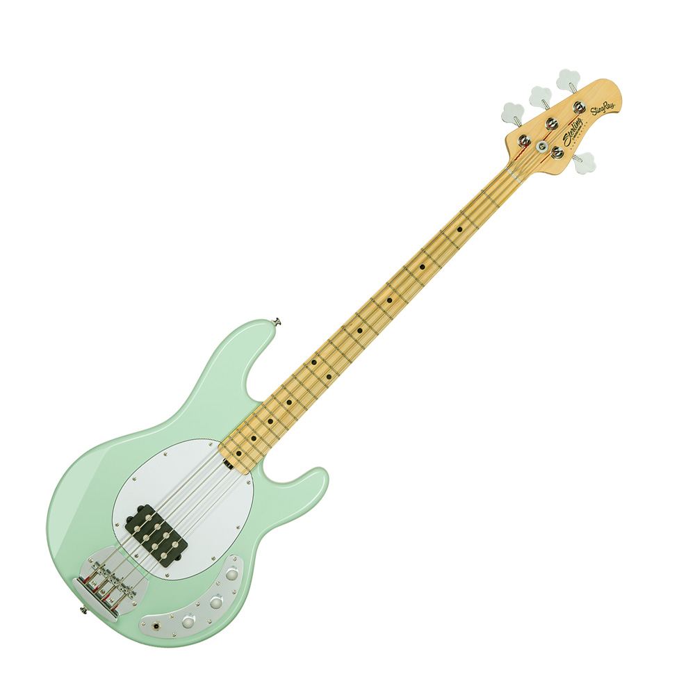 Sterling by MUSIC MAN/SUB Series Ray4 Mint Green (ソフトケース付き)