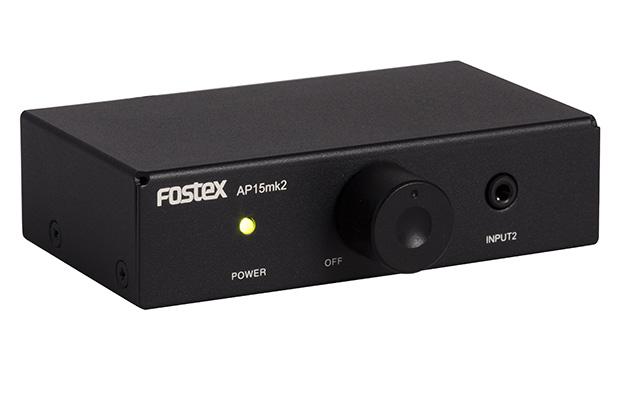 Fostex AP15mk2 パーソナル・アンプ