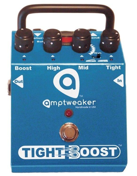 【レビューを書いて次回送料無料クーポンGET】Amptweaker TightBoost Distortion エフェクター [直輸入品][並行輸入品]【アンプトゥイーカー】【Tight Boost】【ブースト】【新品】