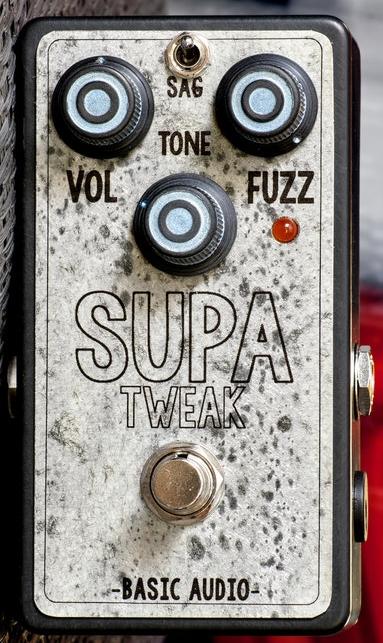 Basic Audio Supa Tweak [直輸入品][並行輸入品]【ベーシックオーディオ】【新品】
