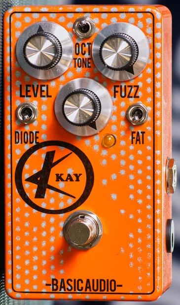 Basic Audio Kay Fuzz [直輸入品][並行輸入品]【ベーシックオーディオ】【新品】