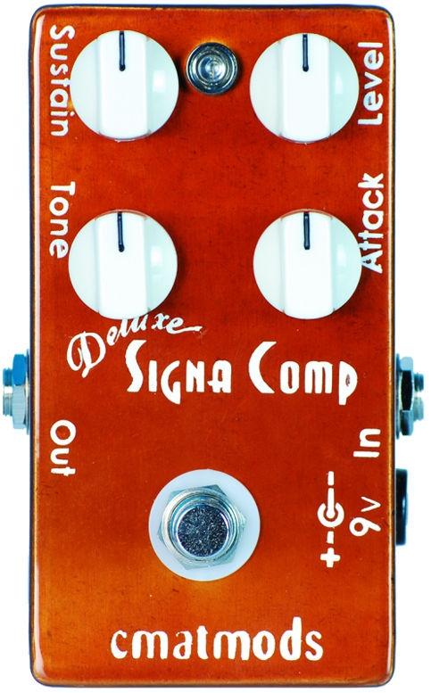 CMATMODS Deluxe Signa Comp【1年保証】【シーマットモッズ】【コンプレッサー】【新品】