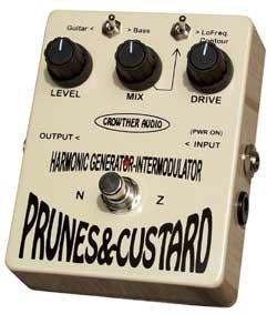 Crowther Audio Prunes&Custard [並行輸入品][直輸入品]【クラウザーオーディオ】【ディストーション】【新品】