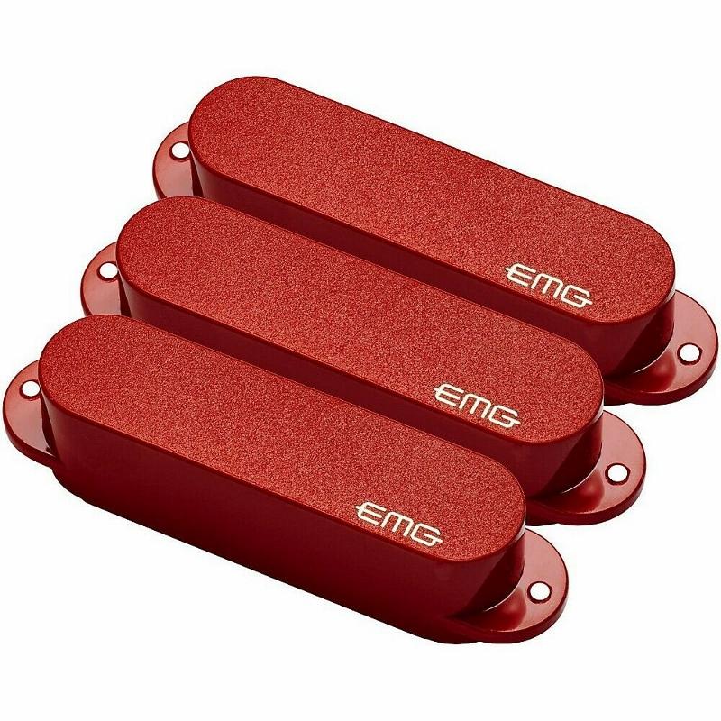 【レビューを書いて次回送料無料クーポンGET】EMG SA SET Red [並行輸入品][直輸入品]【新品】 【ギター用ピックアップ】