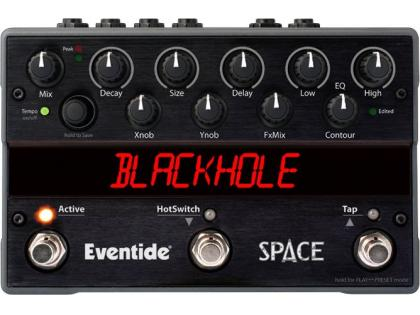 Eventide Space Reverb Pedal 国内用電源アダプター付属 [並行輸入品][直輸入品] 【イーブンタイド】【新品】