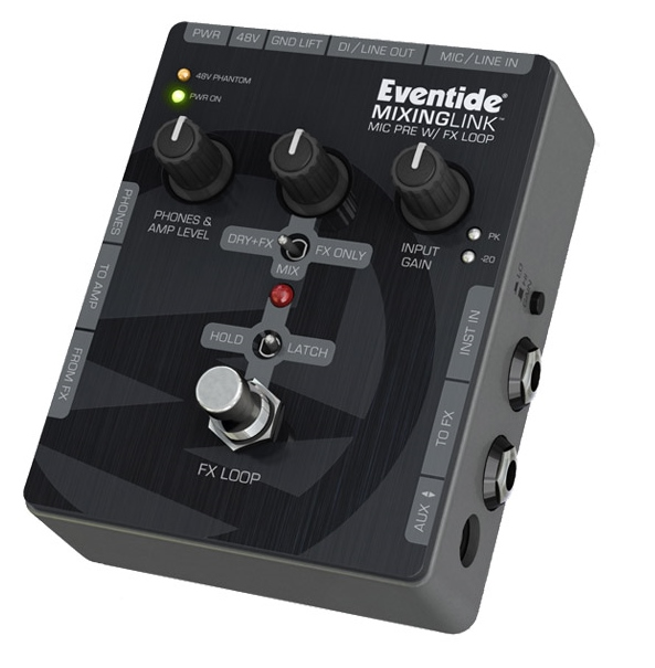 Eventide MIXING LINK 国内用電源アダプター付属 [並行輸入品][直輸入品] 【イーブンタイド】【新品】