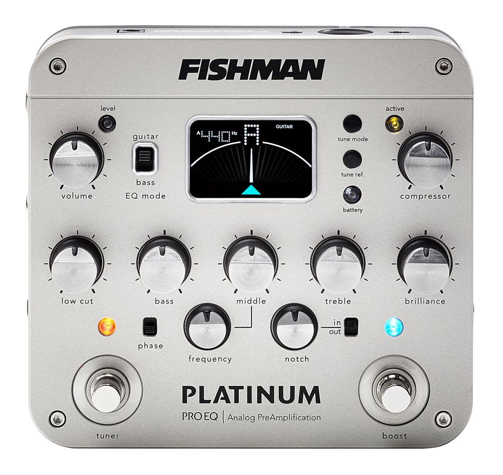 【レビューを書いて次回送料無料クーポンGET EQ】Fishman Platinum Pro EQ [並行輸入品][直輸入品] Platinum【フィッシュマン Pro】【PRO-PLT-201】【PRO-EQ】【プリアンプ】【新品】, 花と手作り石鹸の店:497bfcff --- bistrobla.se