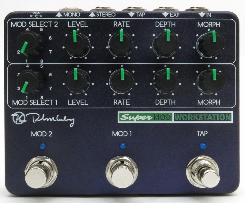 Keeley Electronics Super Mod Workstation [並行輸入品][直輸入品]【キーリー】【ディレイ】【Workstaion】【新品】