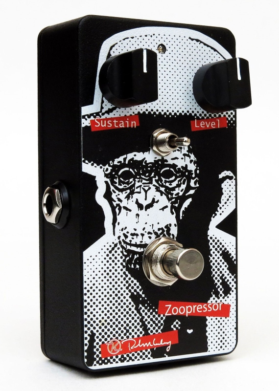 Keeley Electronics ZooPressor Limited Edition C2 [並行輸入品][直輸入品]【キーリー】【新品】
