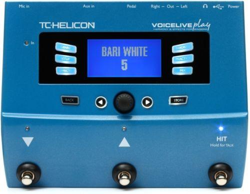 【レビューを書いて次回送料無料クーポンGET】TC-Helicon VoiceLive Play エフェクター [直輸入品][並行輸入品]【ボーカル・エフェクター】【TC Helicon】【新品】