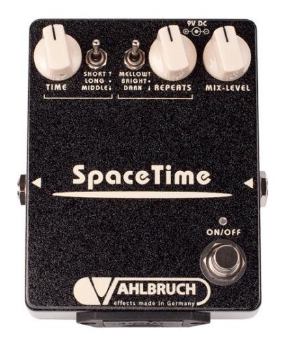 【レビューを書いて次回送料無料クーポンGET】VAHLBRUCH Space Time エフェクター【1年保証】【ファールブルーフ】【サファイアドライブ】【ディレイ】【新品】