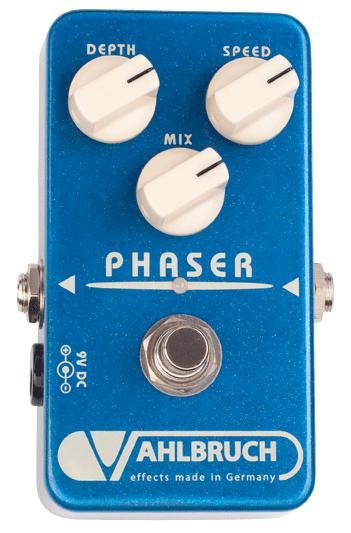 VAHLBRUCH Phaser【1年保証】【ファールブルーフ】【フェイザー】【新品】