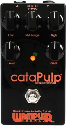 Wampler Pedals cataPulp Distortion [直輸入品][並行輸入品]【ワンプラー】【ディストーション】【新品】