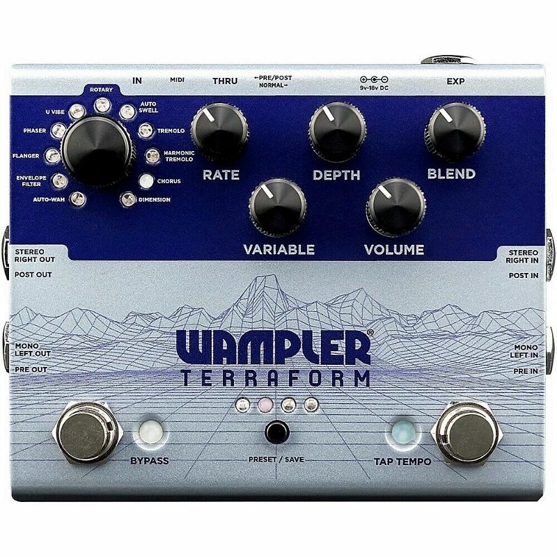 Wampler Pedals Terraform [直輸入品][並行輸入品]【ワンプラー】【新品】