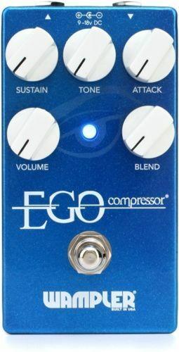 Wampler Pedals Ego Compressor [直輸入品][並行輸入品]【ワンプラー】【コンプレッサー】【新品】