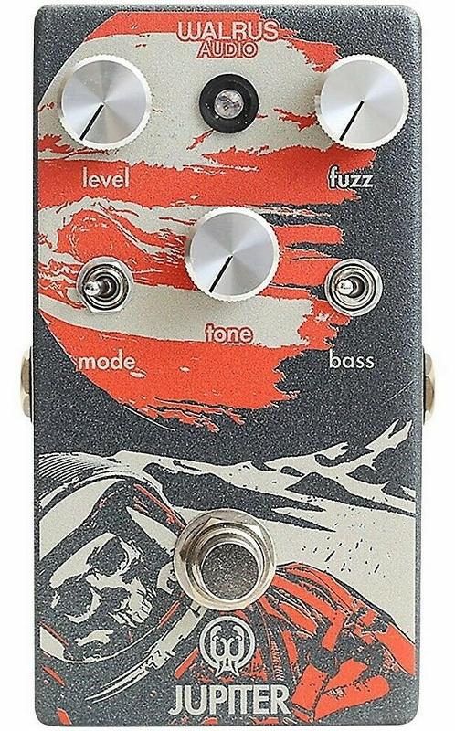 Walrus Audio Jupiter Fuzz V2 [並行輸入品][直輸入品]【ウォルラスオーディオ】【新品】