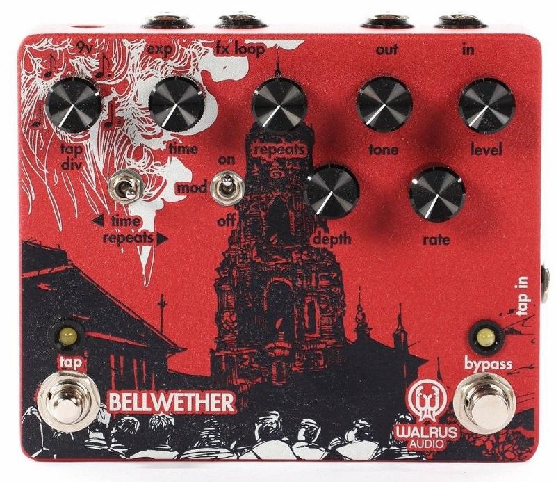 Walrus Audio Bellwether [並行輸入品][直輸入品]【ウォルラスオーディオ】【新品】