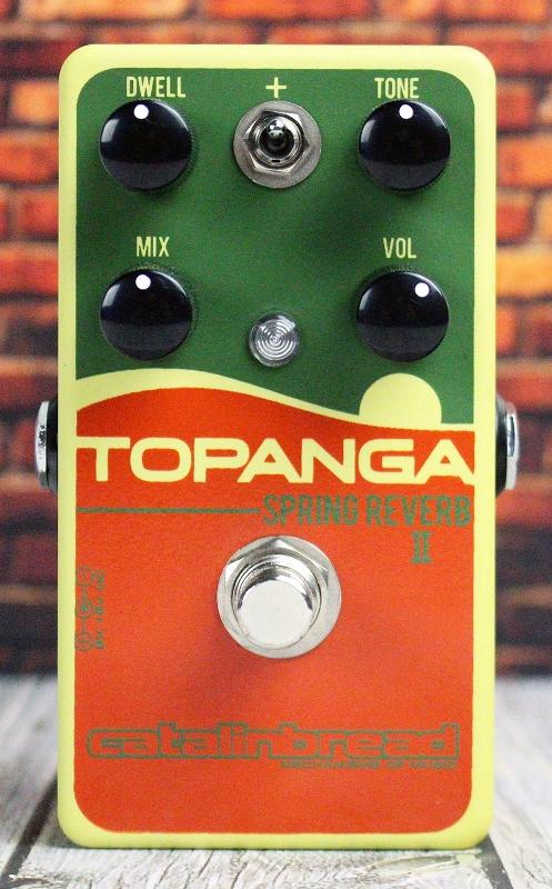 Catalinbread TOPANGA II【1年保証】【カタリンブレッド】【新品】