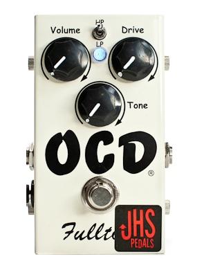 JHS Pedals OCD Prescription Mod [並行輸入品][直輸入品]【JHS】【フルトーン】【Fulltone】【新品】
